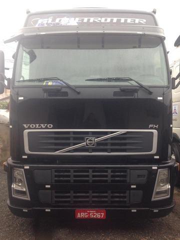Volvo fh 440 2009 - r$ 80.000,00 + consórcio - ótima taxa