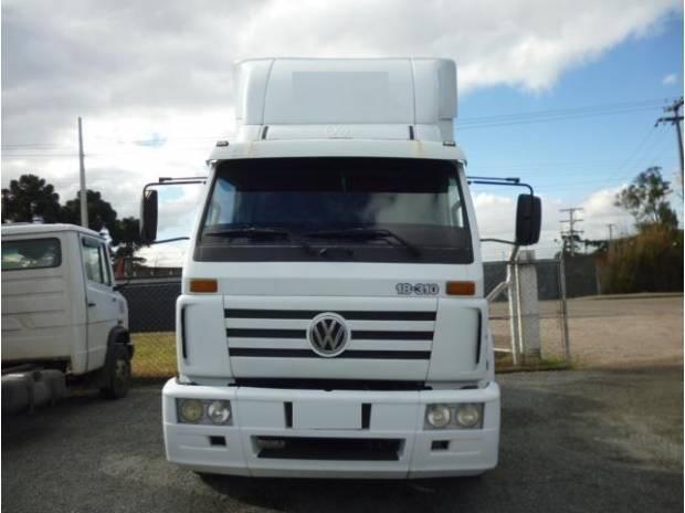 Vw titan 18310 03-financia 100% primeiro caminhão