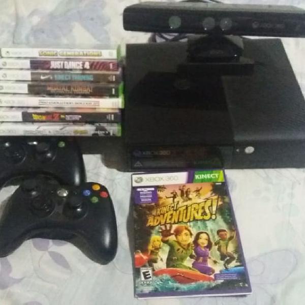 Xbox 360 seminovo