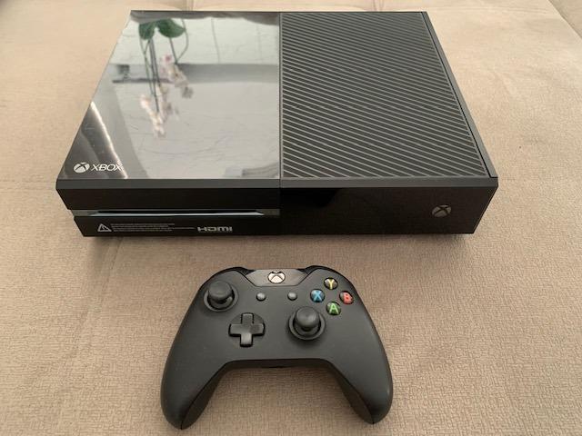 Xbox one fat 500gb