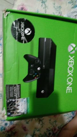 Xbox one 500 giga hd