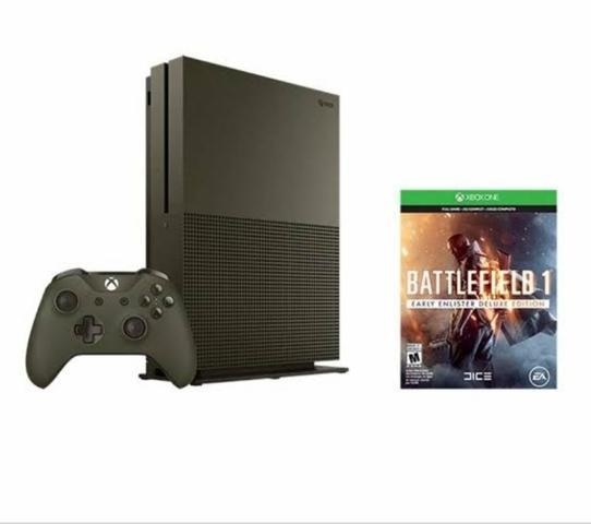 Xbox one s 1tb ediçao especial