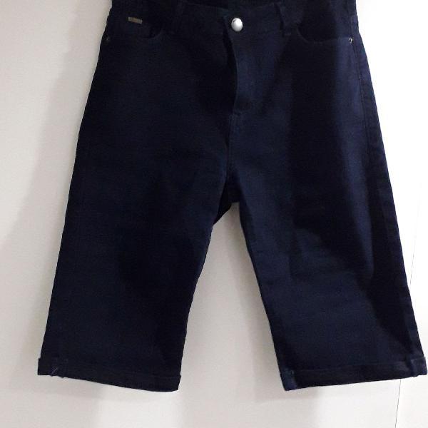 Bermuda jeans marfinno denim