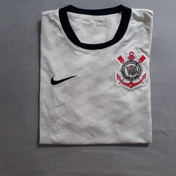 Camisa original corinthians branca
