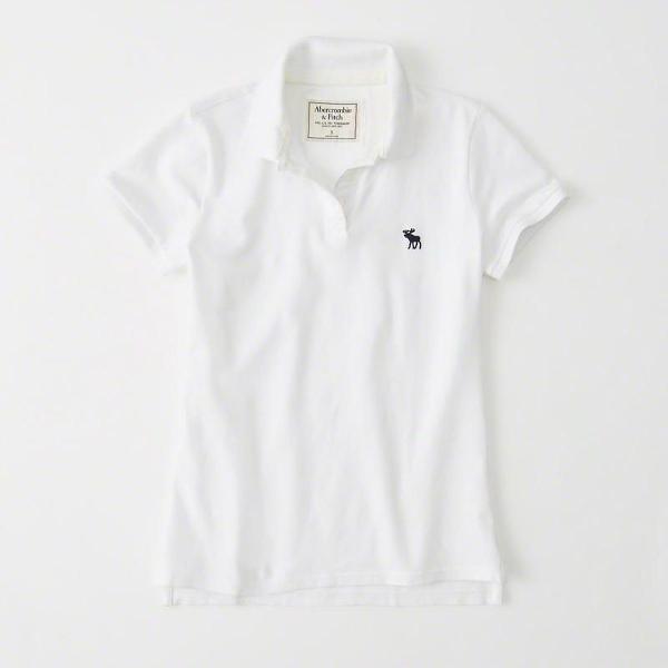 Camisa pólo abercrombie & fitch