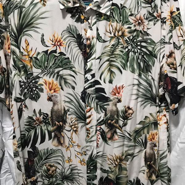 Camisa youcomom estampada