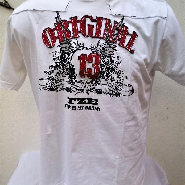 Camiseta masculina tze