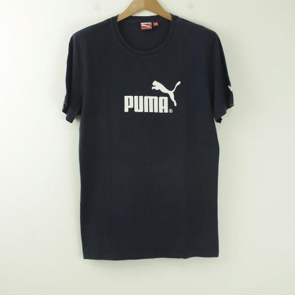 Camiseta puma com logo frontal