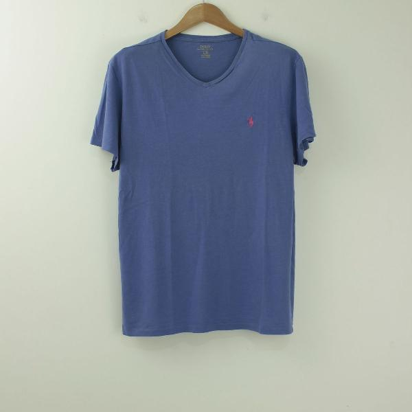 Camiseta ralph lauren gola v