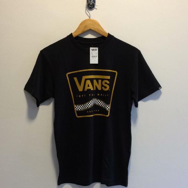 Camiseta vans fit p