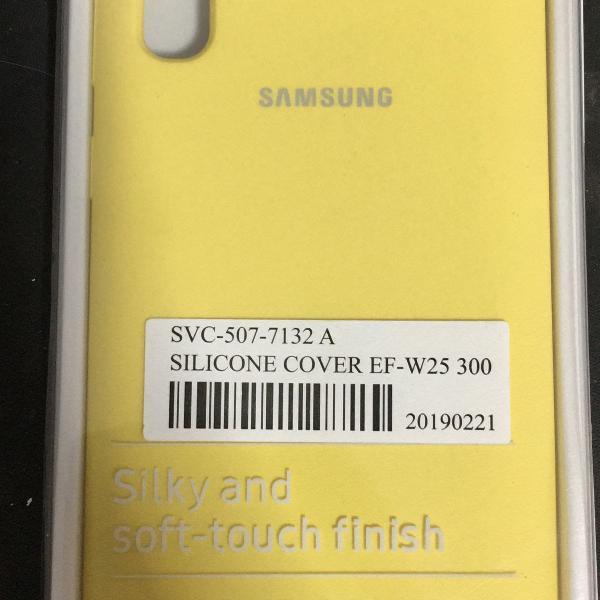 Capa case silicone original samsung a20 a30 a50 a70