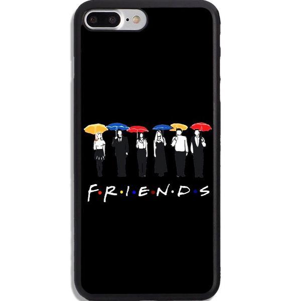 Case friends para iphones