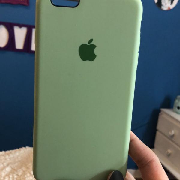 Case original iphone 6 plus verde