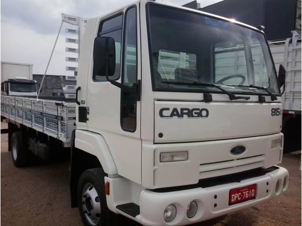 Ford cargo 815 s