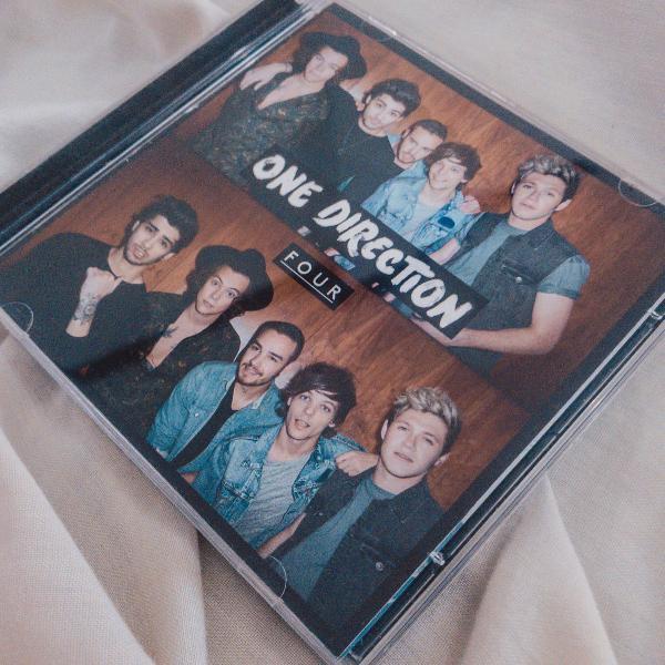 Four - one direction (cd original)
