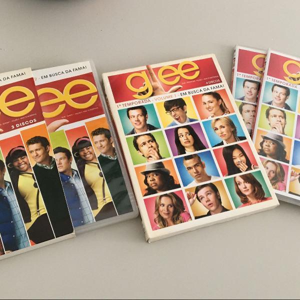 Glee 1 temporada completa 7 discos