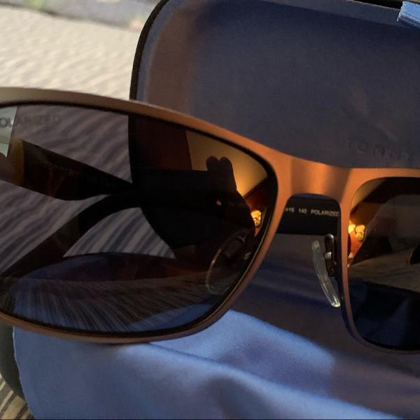 Imperdível!!! original: óculos de sol tommy hilfiger