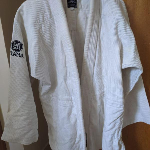 Kimono atama trançado parte superior