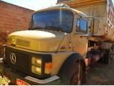 Mercedes 1318 truck caçamba exelente estado 87