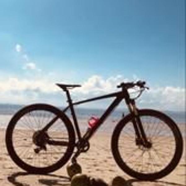 Mtb sram nx 11v bicicleta