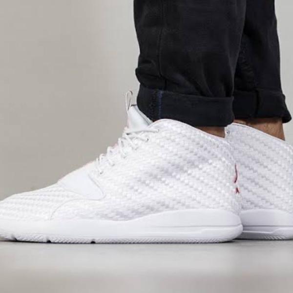 Nike air jordan eclipse chukka branco