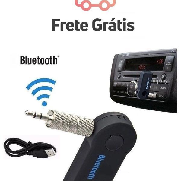 Receptor de sinal bluetooth usb adaptador musica p2