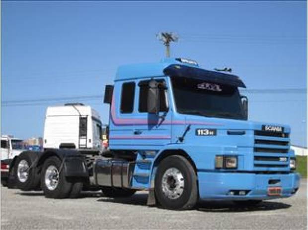 Scania 113h topline 98