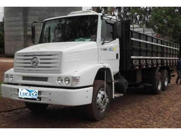 Vendo caminhão truck mercedes benz 1620