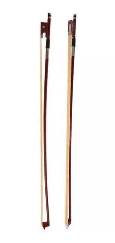 Acessório instrumento musical arco violino pau-rosa para 1/