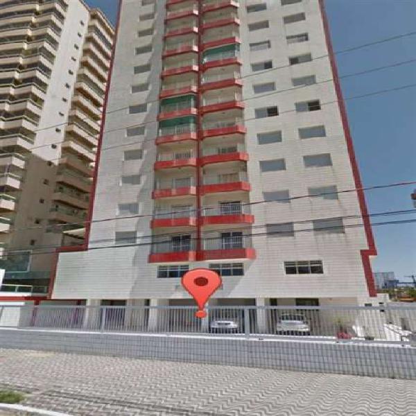 Apartamento 2 dormitórios frente mar