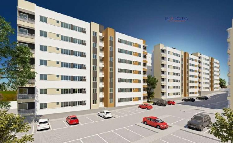 Apartamento Padrão para Venda em Uruguai Teresina-PI - 132
