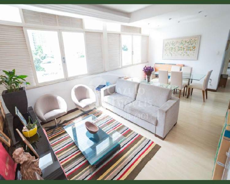 Apartamento tres quartos para venda na graça