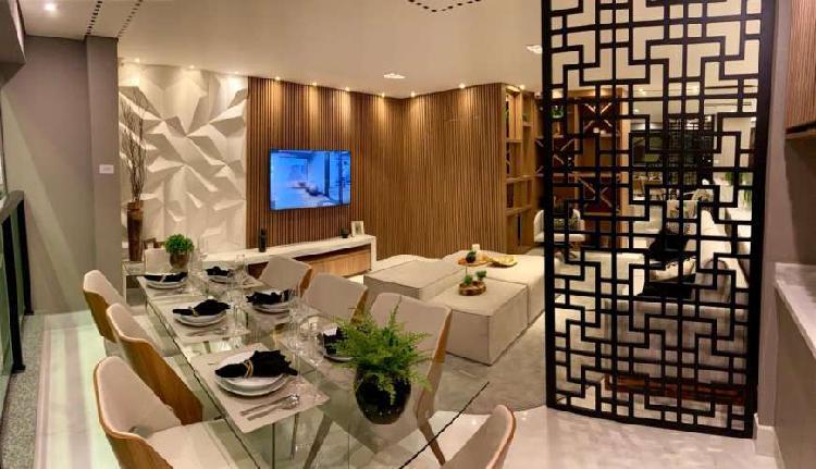 Apartamento com 90m², 2 ou 3 suítes em bela vista - osasco