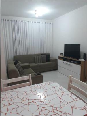 Apartamento com Planejados e Área de Lazer no Jardim Santo