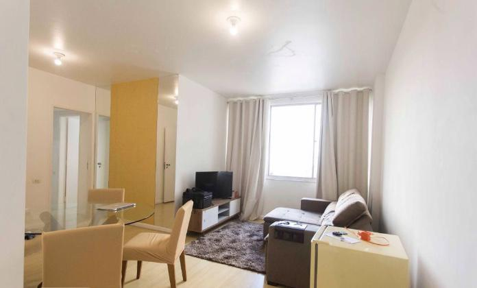 Apartamento para aluguel com 95 metros quadrados com 2