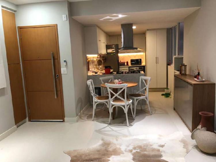 Apartamento para venda com 65 metros quadrados - 2 quartos