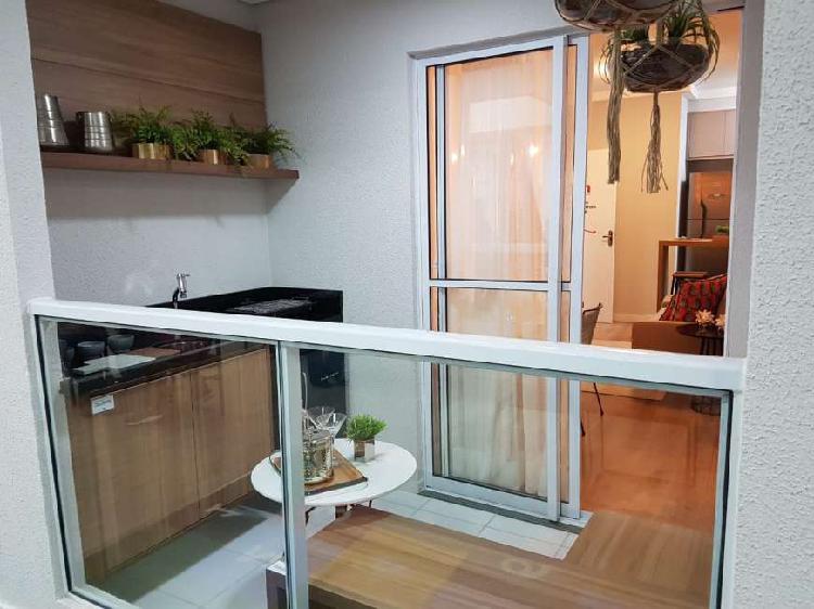 Apartamento para venda com VARANDA GOURMET - Valinhos - SP