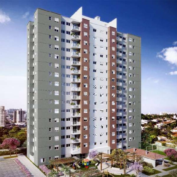 Apartamento para venda possui 47 metros quadrados com 2