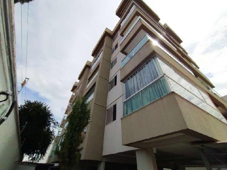 Apartamento para venda tem 98 metros quadrados com 3 suites