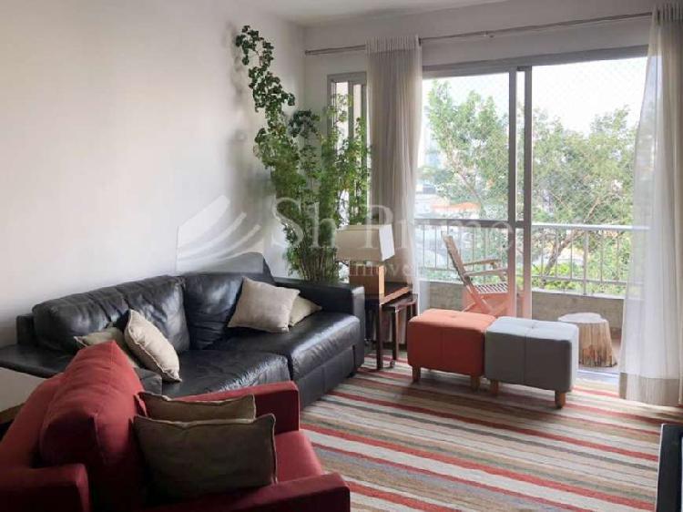 Apartamento reformado na pompeia