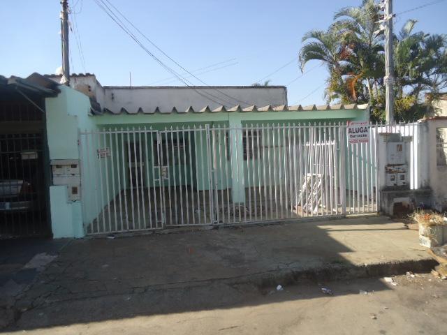 Casa para Aluguel com 3 Quartos em Conjunto Cruzeiro Do Sul