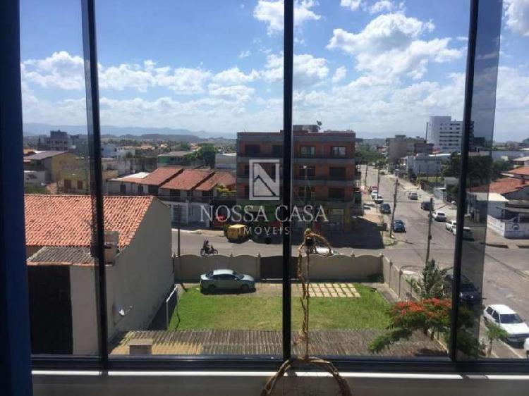 Cobertura com 3 dormitórios no centro em Torres
