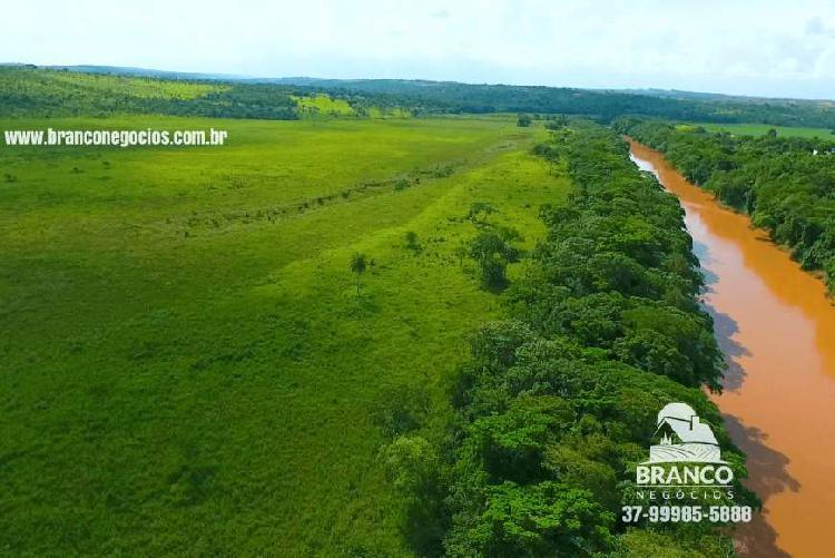 Fazenda Plana as Margens do Rio São Francisco (Área grande