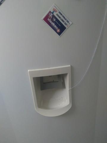 Geladeira consul frost free 300 litros branca com dispenser