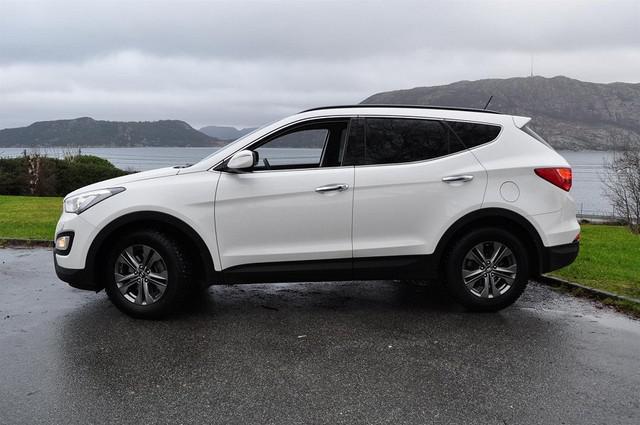 Hyundai santa fe 2,2 crdi premium
