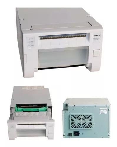 Impressora fujifilm ask300 nova nf garantia+400 fotos 15x21
