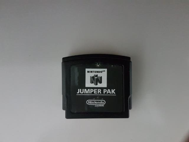 Jumper pack original para nintendo 64