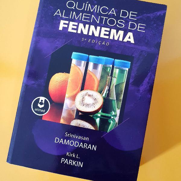 "Livro ""química de alimentos de fennema"""
