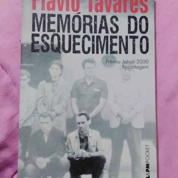 Livro memórias do esquecimento