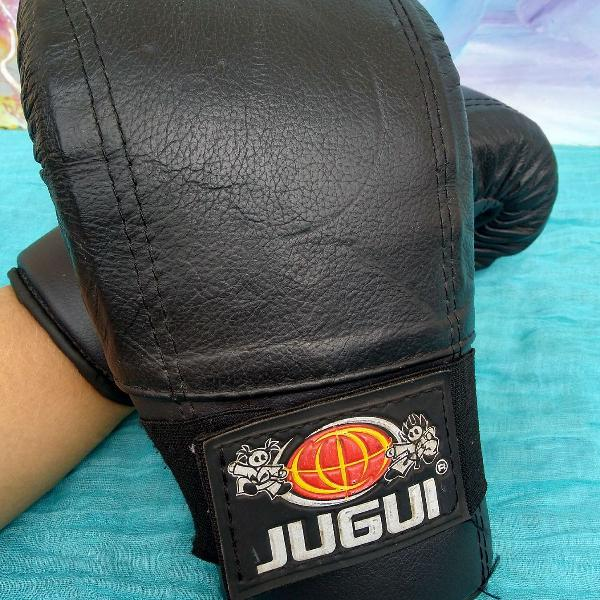 Luva bate saco jugui para boxe e artes marciais